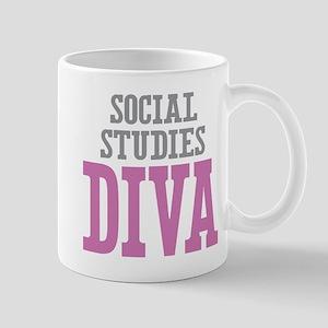 Social Studies DIVA Mugs