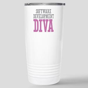 Software DIVA Stainless Steel Travel Mug