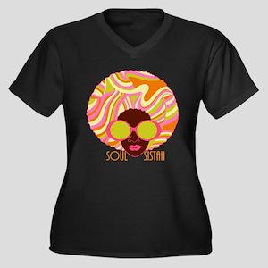 Soul_Sistah_br Plus Size T-Shirt