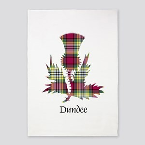 Thistle - Dundee dist. 5'x7'Area Rug