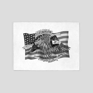 American Eagle 5'x7'Area Rug