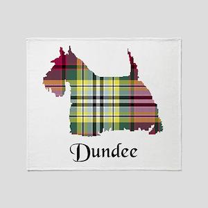 Terrier - Dundee dist. Throw Blanket