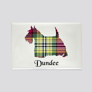 Terrier - Dundee dist. Rectangle Magnet