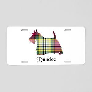 Terrier - Dundee dist. Aluminum License Plate