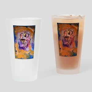 Music, entertainment, art Drinking Glass