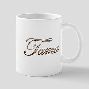 Gold Tama Mugs