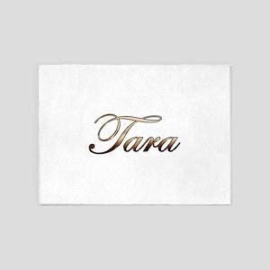 Gold Tara 5'x7'Area Rug