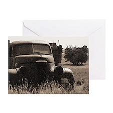 Vintage Studebaker Greeting Card