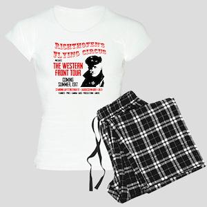 Richthofen's Flying Circus Women's Light Pajamas