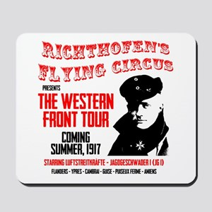Richthofen's Flying Circus Mousepad