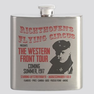 Richthofen's Flying Circus Flask