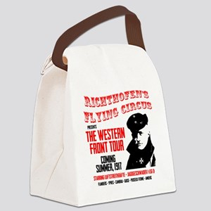 Richthofen's Flying Circus Canvas Lunch Bag