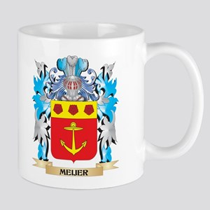 Meijer Coat of Arms - Family Crest Mugs