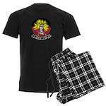 VAQ-136 Gauntlets Men's Dark Pajamas