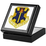 12TH TACTICAL FIGHTER WING Keepsake Box
