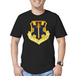 12TH TACTICAL FIGHTER Men's Fitted T-Shirt (dark)