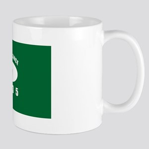 1935 Golfer's Birthday Mugs