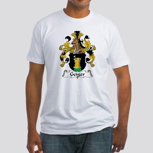 Geiger Fitted T-Shirt