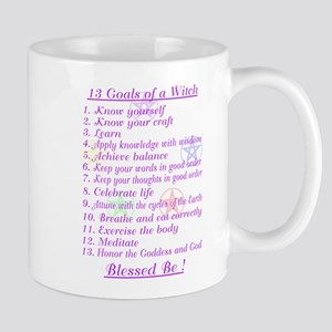13 Goals of a Witch Mug