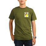 Iacobo Organic Men's T-Shirt (dark)
