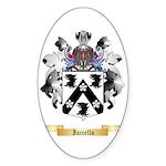 Iaccello Sticker (Oval 50 pk)
