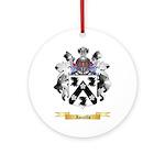 Iaccello Ornament (Round)