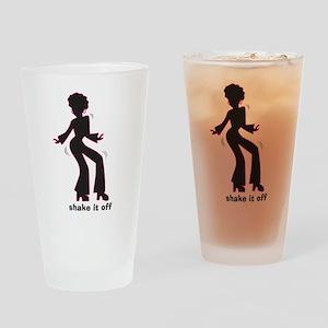 Shake It Off - Drinking Glass