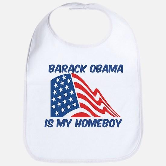 BARACK OBAMA is my homeboy Bib