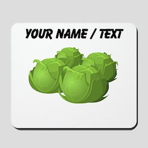 Custom Cabbage Mousepad