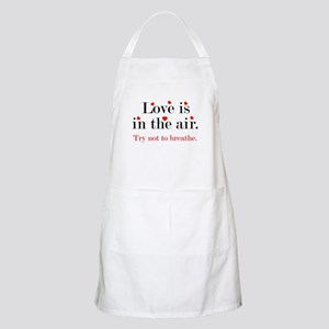 Love Is In The Air Apron