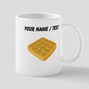 Custom Waffle Mugs