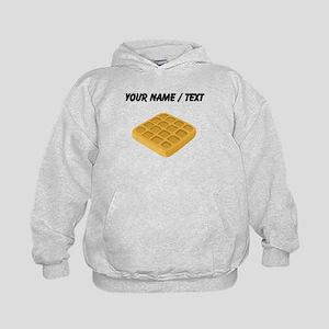 Custom Waffle Hoodie