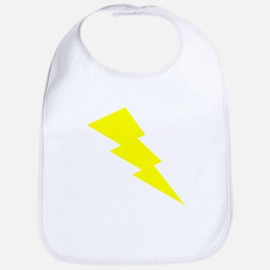 Yellow Lightning Bib