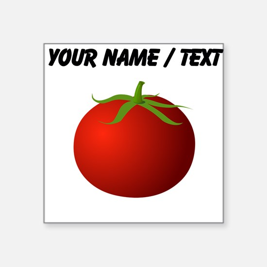 Custom Tomato Sticker