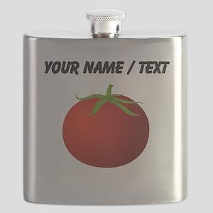 Custom Tomato Flask