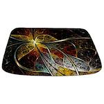 Colorful Artistic Fractal Bathmat