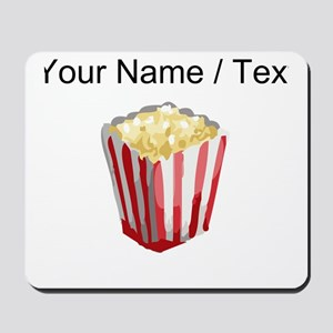 Custom Popcorn Mousepad