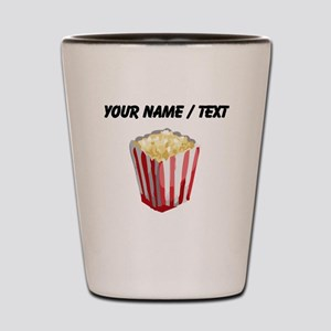 Custom Popcorn Shot Glass