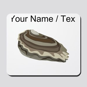 Custom Oyster Mousepad