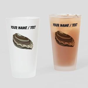 Custom Oyster Drinking Glass