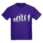 Briefsman Evolution Kids Dark T-Shirt