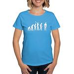 Briefsman Evolution Women's Dark T-Shirt