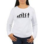 Briefsman Evolution Women's Long Sleeve T-Shirt