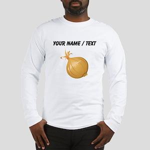 Custom Onion Long Sleeve T-Shirt
