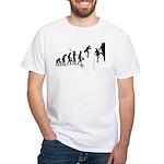 Climb Evolution White T-Shirt