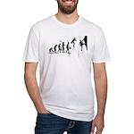 Climb Evolution Fitted T-Shirt