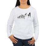 Climb Evolution Women's Long Sleeve T-Shirt
