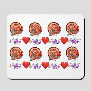 Festive Thanksgiving Mousepad