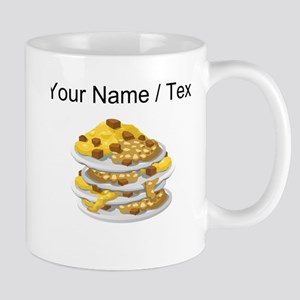 Custom Greasy Breakfast Mugs