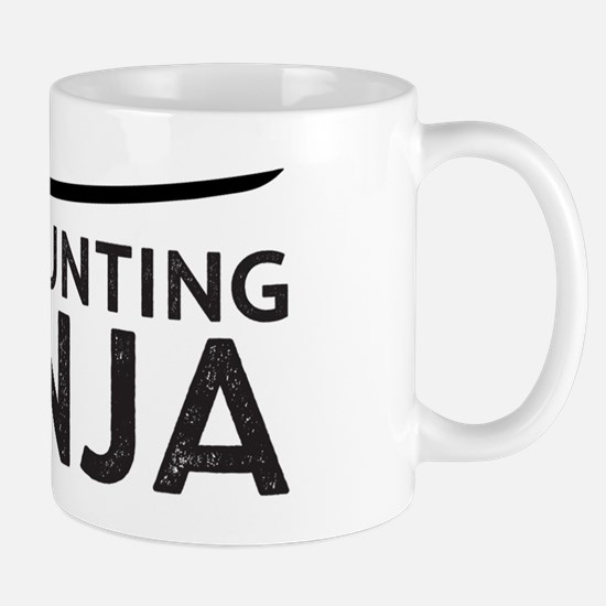 Accounting Ninja Mugs